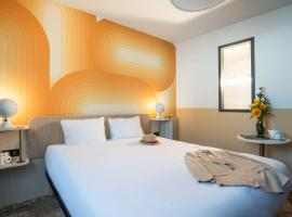 ibis Styles Pertuis Portes du Luberon, hotel in Pertuis