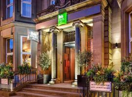 ibis Styles Edinburgh St Andrew Square, pet-friendly hotel in Edinburgh