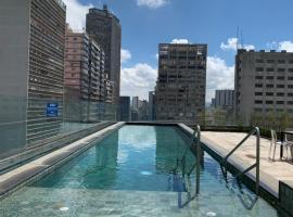 Studio 604 Viaduto Nove de Julho, 200, apartment in Sao Paulo