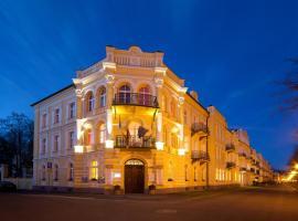 Hotel Metropol, hotel v destinaci Františkovy Lázně