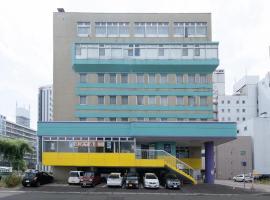 OYO Hotel Tetora Hakodate Ekimae, hotel in Hakodate