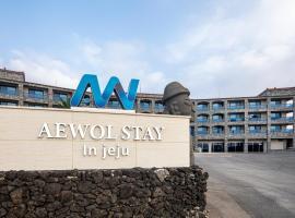 Aewol Stay in Jeju Hotel&Resort, apartment in Jeju