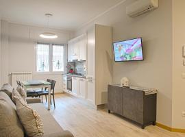 Appartamento Birba e Sgrinfia, διαμέρισμα στο Λίντο ντι Όστια