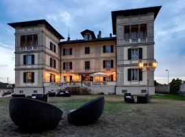Hotel Villa La Bollina, hotel in Serravalle Scrivia