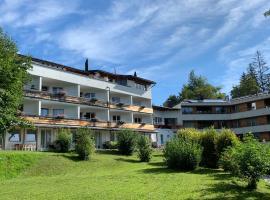 Hotel Haus am Waldrand, Hotel in der Nähe von: Caumasee, Flims