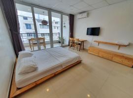 Du Homestay 1: Ho Chi Minh Kenti şehrinde bir otel