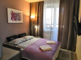 Apartment on Politekhnicheskaya 6, hotel with pools in Saint Petersburg