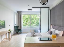 The Athens Green Suites, отель в Афинах