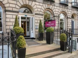 Crowne Plaza Edinburgh - Royal Terrace, hotel near Palace of Holyrood House, Edinburgh