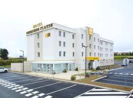 プルミエール クラス ロワシー シュルヴィリエ サン ヴィッツ、サン・ヴィッツのホテル