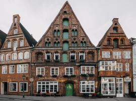 Hotel zum Heidkrug, Café & Restaurant Lil, hotel in Lüneburg