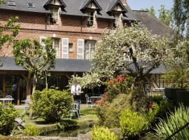 Auberge de la Source - Hôtel de Charme, Collection Saint-Siméon, hotel near Honfleur's Old Harbour, Barneville-la-Bertran
