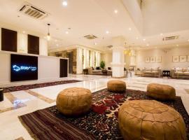 Staytion First - AlRawdah, serviced apartment in Jeddah
