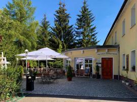 Pension Am Waldguertel, hôtel à Forst