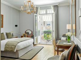 Hôtel Lancaster Paris Champs-Elysées, hotel near Rue du Faubourg Saint-Honoré, Paris