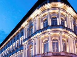 Raffles Europejski Warsaw – hotel w Warszawie