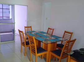Apartamento entre o Centro e a Praia, hotel in João Pessoa