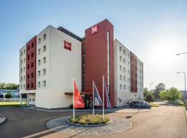 Ibis Hotel Plzeň, hotel v Plzni