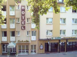 Hotel Scholz, hotel near Cable Car Koblenz, Koblenz