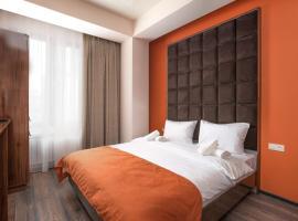 Hotel Armeni – hotel w Erywaniu