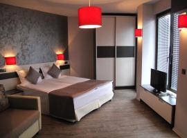 Gran Via, hotel in Burgas