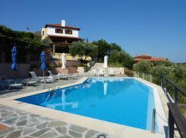Vateri, hotel near Limni Evias, Limne
