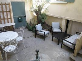 La maison de l'Olivier, holiday home in Montpellier