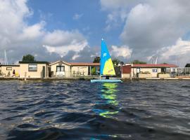 VVP Verhuur Woonboot Vinkeveense Plassen, self catering accommodation in Vinkeveen