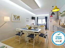 2 Comfortable Stunning Flats - City Center, pet-friendly hotel in Porto