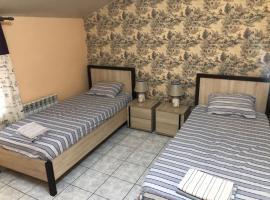 Мотель Магнат №1, отель в городе Аксай