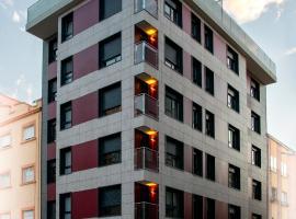 Aparthotel Essenzia de Castilla, hotel in Aranda de Duero
