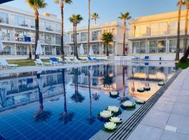 Lysithea Hotel, hotel near Ethnografic Museum of Avgorou, Larnaca