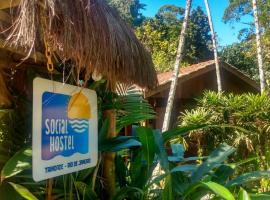 Social Hostel Trindade, hotel near Jabaquara beach, Trindade