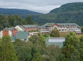 Hotel Termas Puyehue Wellness & Spa Resort, resort in Puyehue