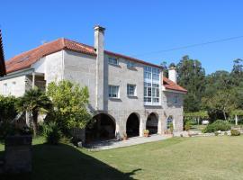 Os Areeiros, hotel cerca de Club de golf Ría de Vigo, Santa Cristina de Cobres