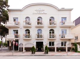 Отель Империал, отель в Геленджике