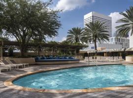Four Seasons Hotel Houston, hotel in Houston