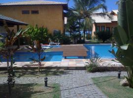apartamento na praia com charme, piscina, condominio, apartment in Arraial d'Ajuda