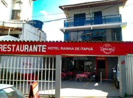Hotel Rainha De Itapuã, hotel in Salvador