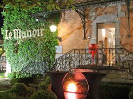 Hotel Le Manoir, hotel in Marche-en-Famenne