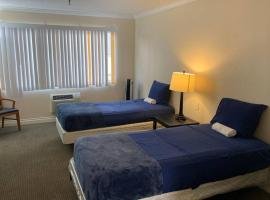 Charming Double Bed Hotel Style-A10, apartment in Los Angeles