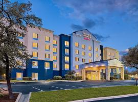 Fairfield Inn and Suites by Marriott San Antonio Northeast / Schertz / RAFB, hotel near Comal River Tubing, Schertz