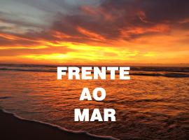 Pousada Beira Mar - Frente ao Mar, homestay in Torres
