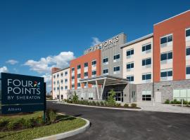 Four Points by Sheraton Albany, hotel in Albany