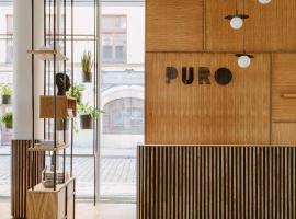 PURO Wrocław Stare Miasto – hotel we Wrocławiu