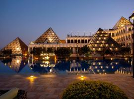 Aarya Lords Club and Resort, hotel in Rajkot