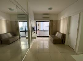Apartamento Vila Costeira, apart-hotel em Fortaleza