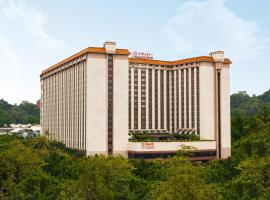 China Hotel, hotel with jacuzzis in Guangzhou
