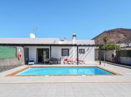 Villa Daniamand 34B, cottage in Playa Blanca