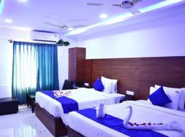 Hotel Sarkar grand, hotel in Vijayawāda